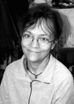 Porträtt av Eva Fornåå